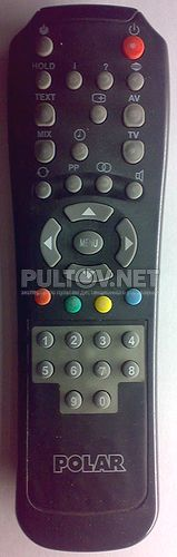 SC3010S пульт для телевизора POLAR 25CTV4001 и других