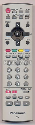 N2QAJB000114 пульт для телевизора Panasonic TX-26LX1T и др.