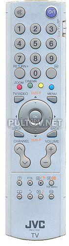 RM-C1830, RM-C1835 пульт для телевизора  JVC LT-Z37SX5 и других