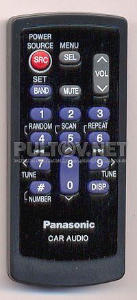 EUR7641010 пульт ДУ для автомагнитолы Panasonic CQ-C1301W и др.