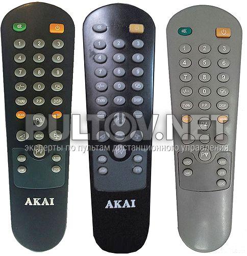 14CTN02BM пульт для телевизора AKAI