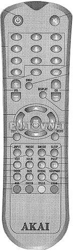 LTA-15E307 пульт для телевизора Akai