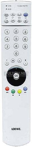Control 150 TV , LOEWE Control 100 TV  оригинальный пульт для телевизора (+ возможность управления VTR и DVD)