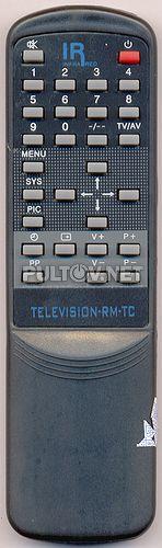 RM-TC , ONIKS RM-TC, AVEST RM-TC пульт для телевизора