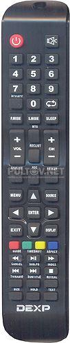 CX509 оригинальный пульт для телевизора DEXP 19A3100 и др.