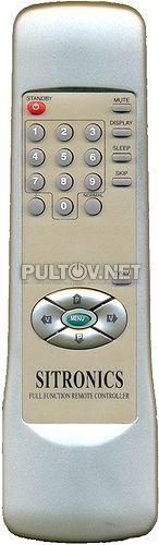 2129 MS , AVEST RC-2129 пульт для телевизора