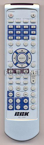 RC-1050 , RC-1070 пульт для домашнего кинотеатра BBK DK1070S и других