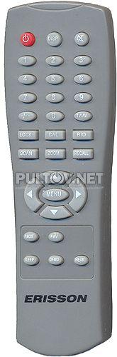 21U18 , ERISSON 21SF30 и 21SF40 пульт для телевизора