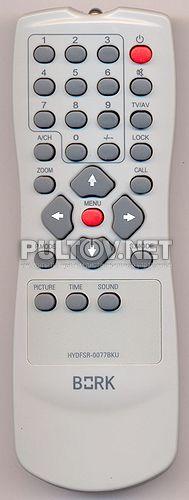 HYDFSR-0077BKU неоригинальный пульт для телевизора