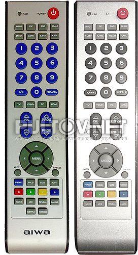 22LE3110 пульт для телевизора Aiwa
