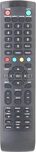 22LE5610D пульт для телевизора Горизонт