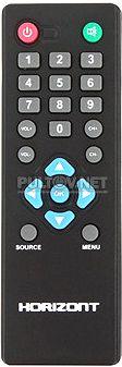 24LE5181D дополнительный пульт для телевизора Horizont