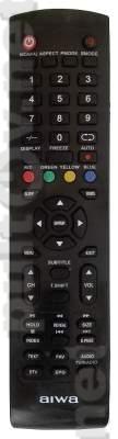 24LE7020 пульт для телевизора Aiwa