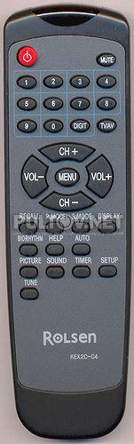 KEX1D-C68, KEX1D-C69, Avest KEX1D-C64, KEX1D-C55 оригинальный пульт для телевизора