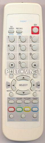 CLE-947 , CLE-942 пульт для телевизора