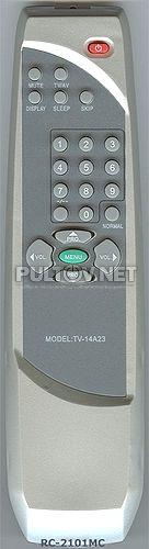 RC-2101MC [TV]неоригинальный пульт ДУ (ПДУ)