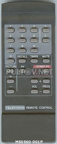 пульт на микросхеме M50560-001P, ELEKTA, CONTEC