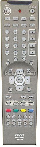 RL-20D20D, 17D20D пульт для телевизора (модель LC01-AR011A)