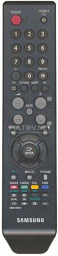 SAMSUNG BN59-00507A оригинальный пульт для телевизора SAMSUNG (вид пульта TM86)