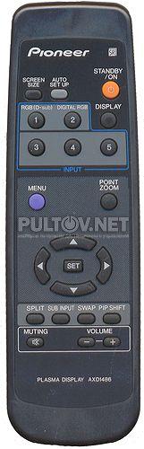 AXD1486 пульт для плазменной панели PIONEER PDP-50MXE1-S