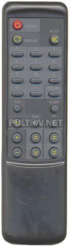 DR-MN6014W пульт для телевизора Distar