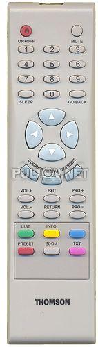 RC0Q0036 пульт с телетекстом, TCL RC0Q0036 для телевизора 32E77NH20 и других