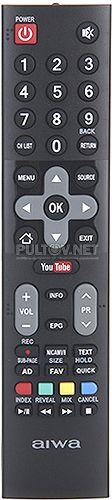 32LE7020S пульт для телевизора Aiwa
