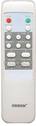 AV-100 пульт для акустики ODEON