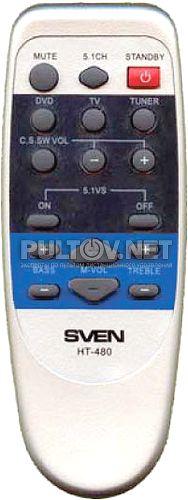HT-480 пульт для акустики