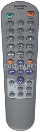 KK-Y261A, KONKA KK-Y261A , ELENBERG KK-Y261A пульт для телевизора