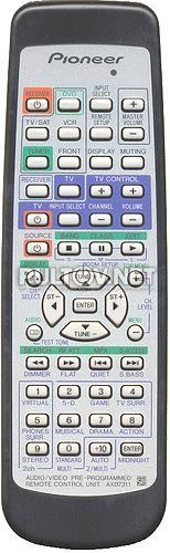 AXD7311 пульт для ресивера PIONEER VSX-C300
