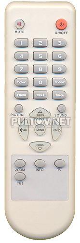 35009168, CAMERON RC-35, AKIRA 1402 пульт для телевизора CAMERON 21SL40 и других