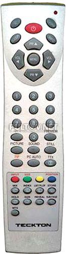 TECKTON TV2, Decktron DL20-B20P пульт для телевизора