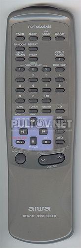 RC-TN520EX пульт для музыкального центра AIWA NSX-520 и других
