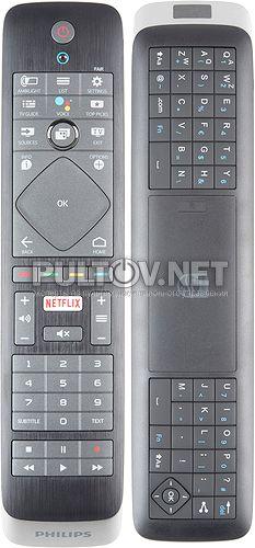 398GM10BEPHN0000HT, YKF423-003, 398GM10BEPHN0004HT, YKF423-007 оригинальный двухсторонний пульт для телевизора Philips