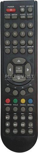 39LTV6005 пульт для телевизора POLAR