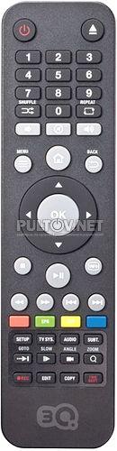 3QMMP-F346HW пульт для медиаплеера 3Q