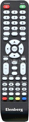 40AF4130 пульт для телевизора Elenberg