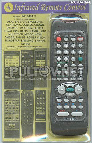 IRC-0404C  [M50560-001P TV]