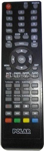 POLAR BT-0539C-CV пульт для телевизора POLAR 81LTV7005 - Пульты ДУ! Интернет-магазин ПДУ! Все пульты дистанционного управления!