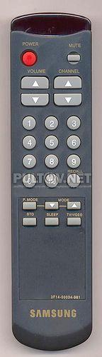 3F14-00034-980 , 3F14-00034-981 , 3F14-00034-982 пульт для телевизора