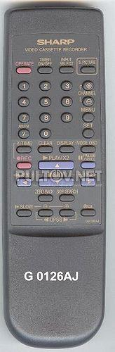 G0126AJSA пульт для видеомагнитофона MA30B и др.