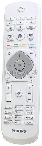 996590020357 YKF346-003 оригинальный пульт для телевизора Philips 24PFS5603/12 и др.