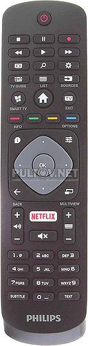 996596003606, 996596002916 оригинальный пульт для телевизора Philips 55PUT6101 и др.