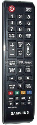 AA59-00818A оригинальный пульт для телевизора Samsung HG32EB460 и др.