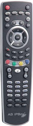 55HD пульт для спутникового HDTV-ресивера AB IPBOX