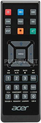 P1276 пульт для проектора Acer