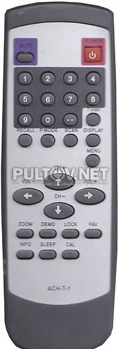 ACH-T-1 пульт для телевизора