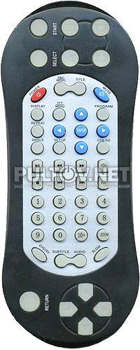 ACV AVM-7104 пульт для автомобильного монитора с DVD