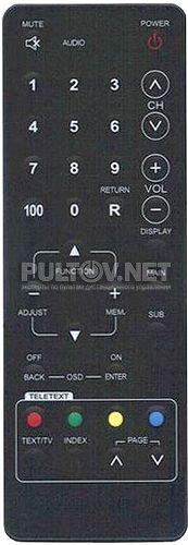 ADL RJ-2301E пульт для телевизора